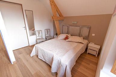 Chambre familiale avec lit double