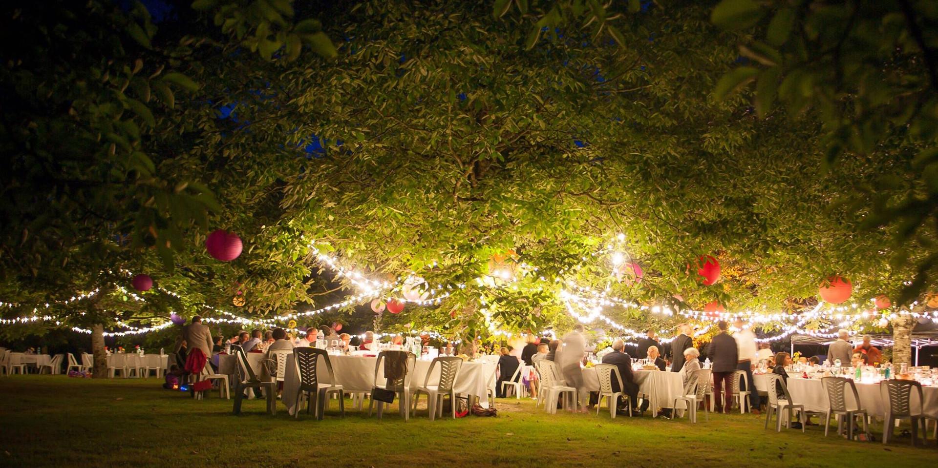 Mariage champêtre chic à la Grange des Merciers