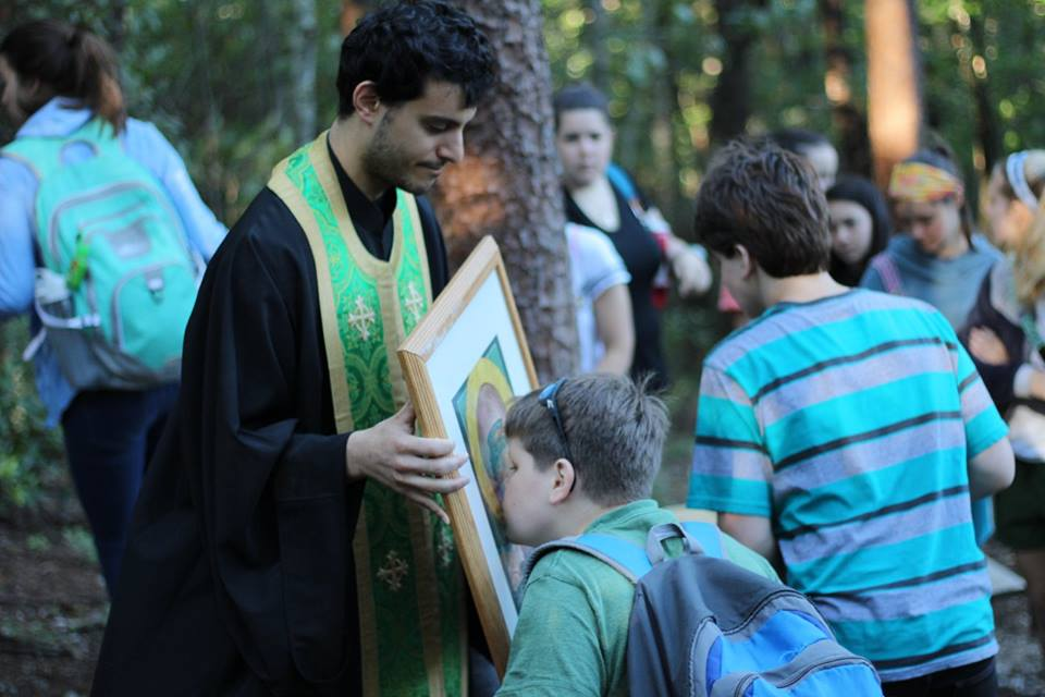 Camp Saint Thekla Service