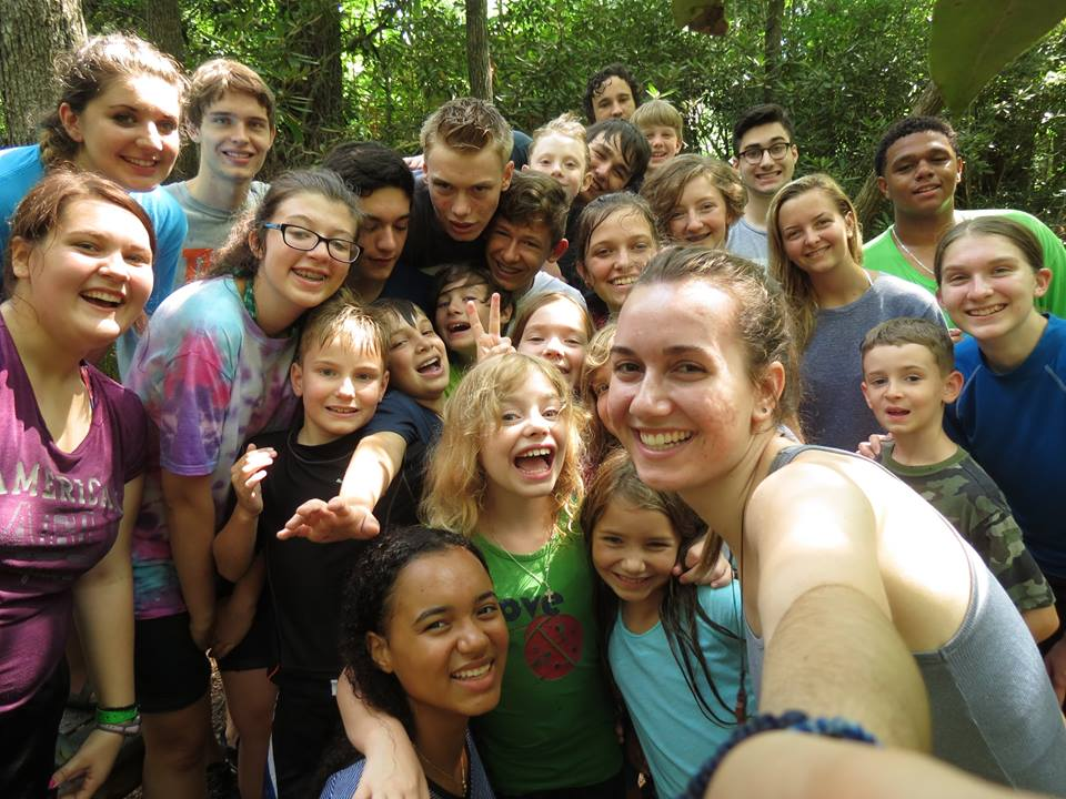 Camp Saint Thekla Campers and Staff