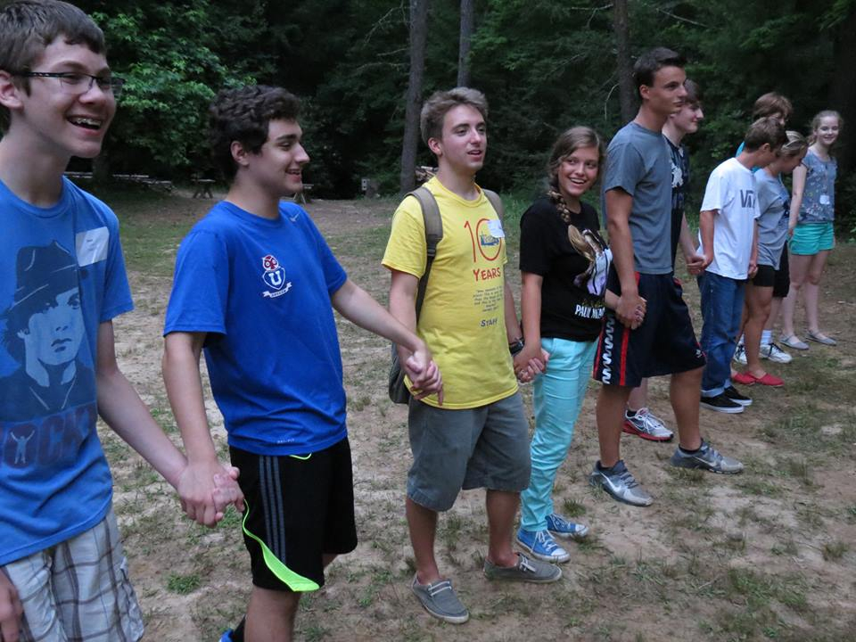 Camp Saint Thekla Ice Breakers