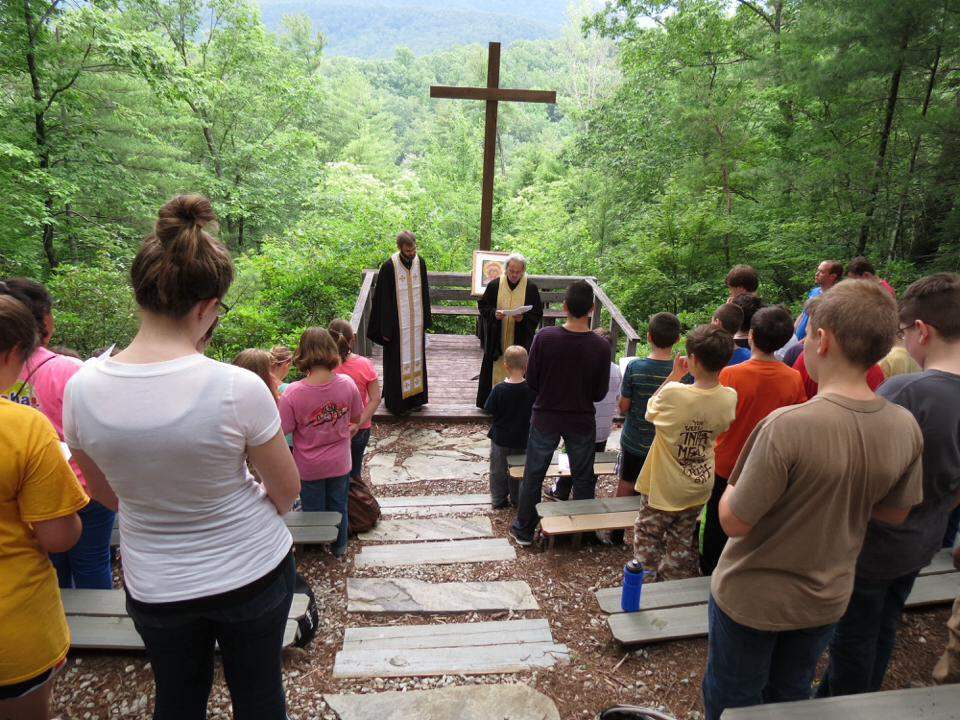 Camp Saint Thekla Mountain Chapel