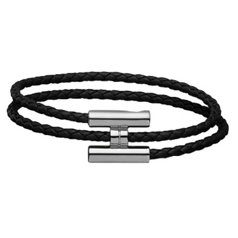 Hermes Tournis Tresse Bracelet