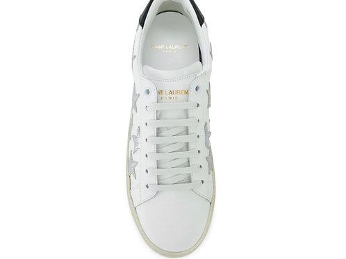 Saint Laurent Court Classic Star California Sneaker