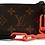Thumbnail: Louis Vuitton Brown Pochette Monogram Virgil Abloh Cles Wallet