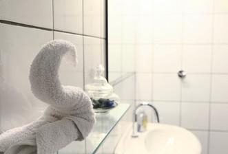 Treasure by the Sea-Kas di Amigu Bathroom