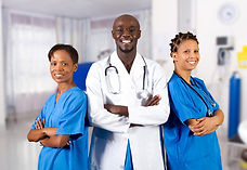 Work as a nurse in the UK