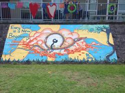 J.P.S.S. Mural