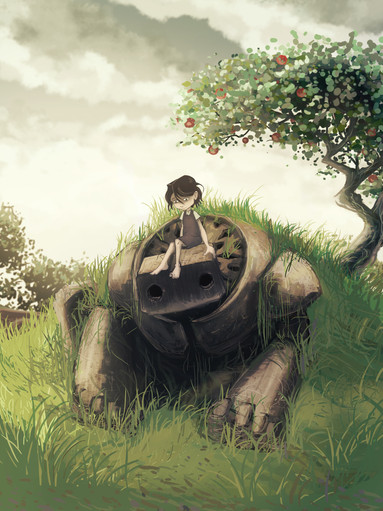 Myrtle and the Golem