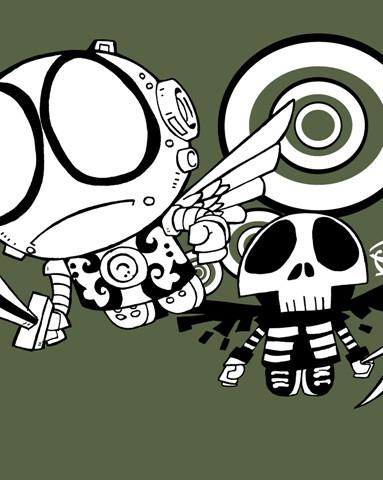 Erabot Angel and Reaper