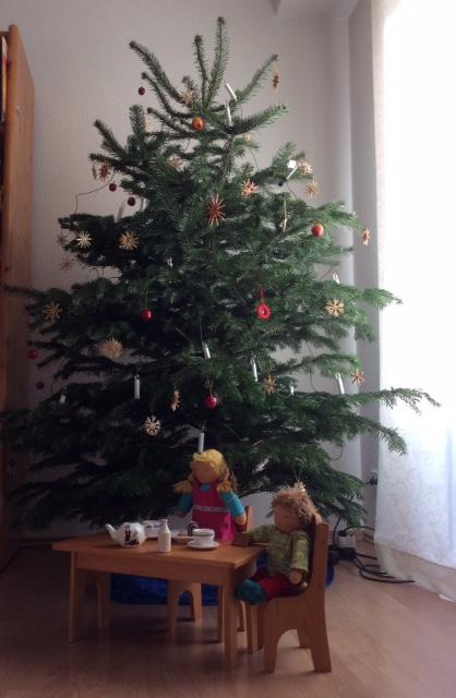 Puppenweihnachten