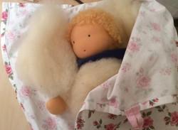 Puppe im Entstehen