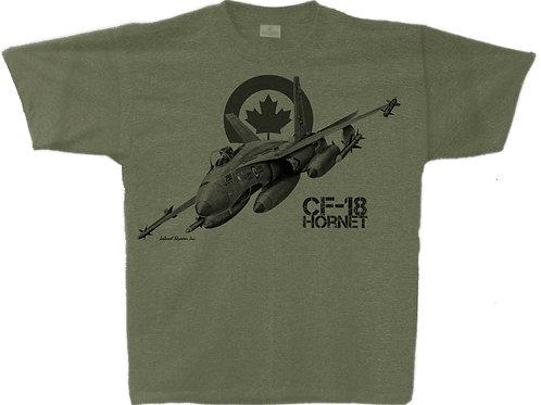 CF-18 Hornet T-Shirt