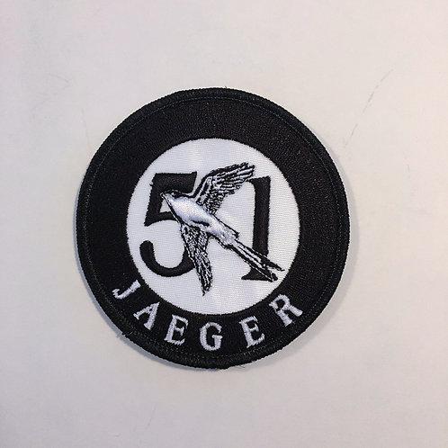 """51 Squadron """"Jaeger"""" Patch"""