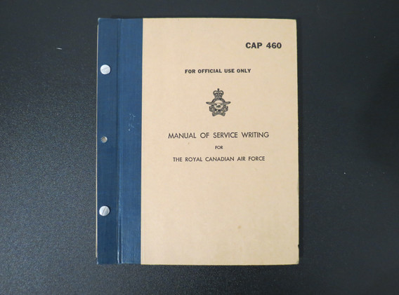 Manual of Service Writing