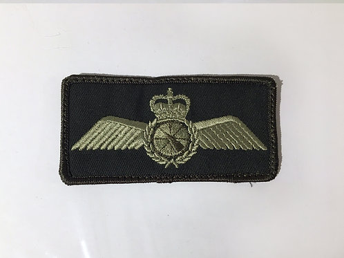 AWACS Wings - Low-Vis Velcro