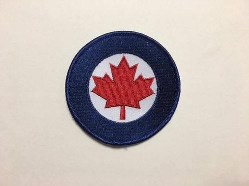 RCAF Roundel Patch
