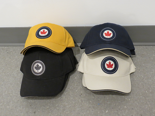 RCAF Roundel Ball Hats
