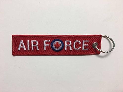RCAF/Air Force Keychain