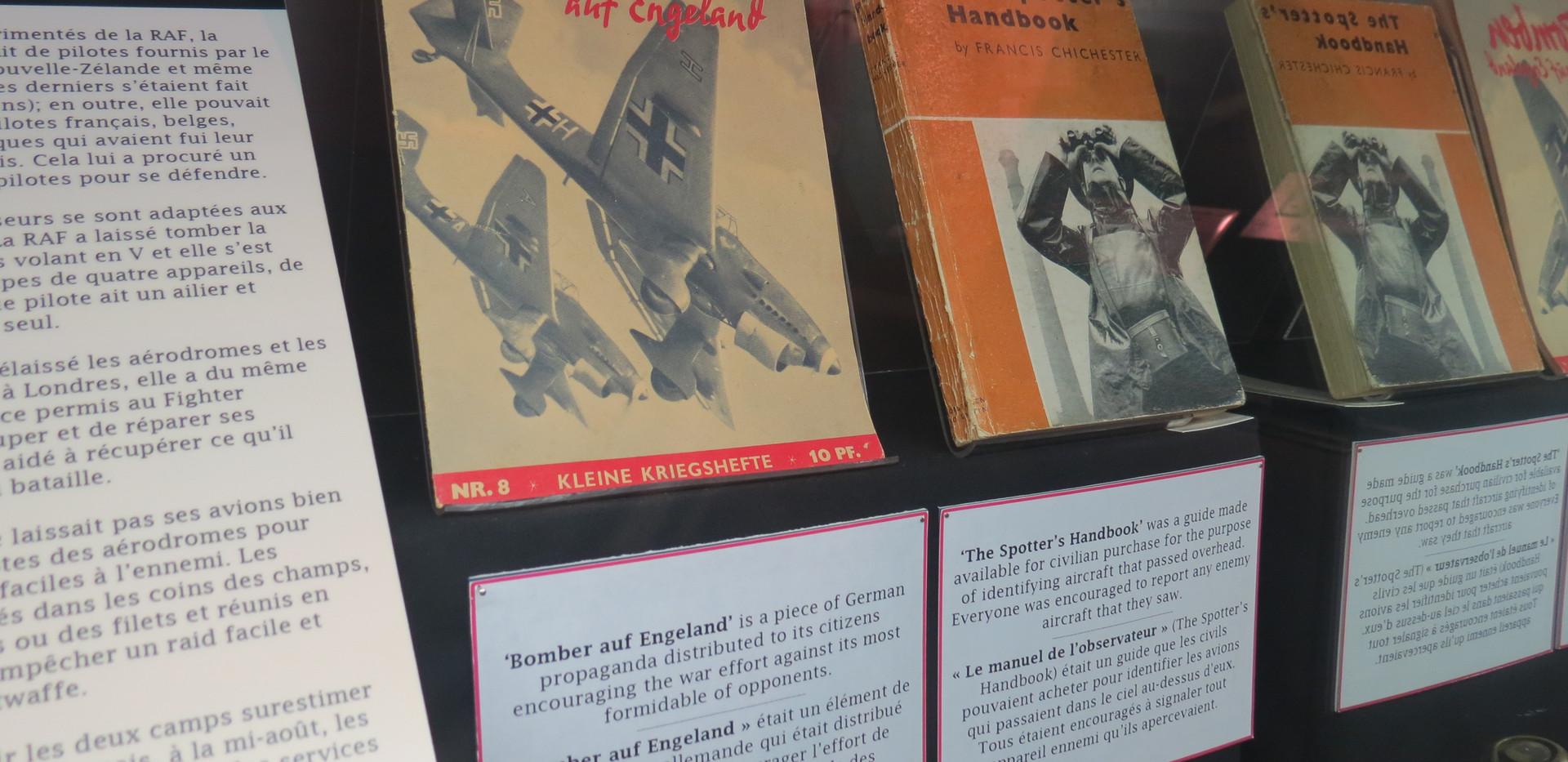 Second World War Exhibit/Exposition de la seconde Guerre mondiale