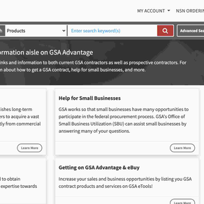 GSA helps federal contractors to get more government customers