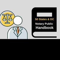 2020 Notary Public Handbook of 50 States and DC
