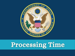 US Department of State Authentication/Apostille Processing Time During COVID-19