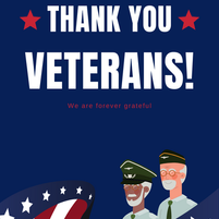 Happy Veterans Day! 2020