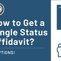 How to Get a Single Status Affidavit? 4 Options!