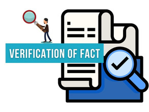 Notarial Act: Verification of Fact