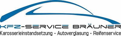 Sponsor KFZ Service Bräuner