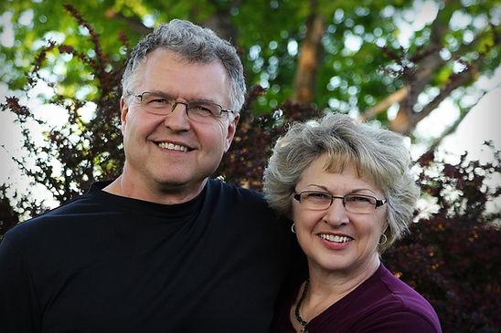 Ken and Pam Miller