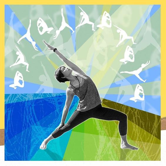 FREE Yoga & Meditation Class