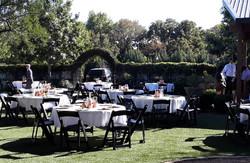 outdoor reception, rustic bar, event, outdoor wedding near fort worth