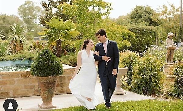 outdoor, event, venue, garden fountian, outdoor reception, dfw wedding venue