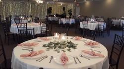 Banquet Facility, Indoor Venue Bar, BYOB