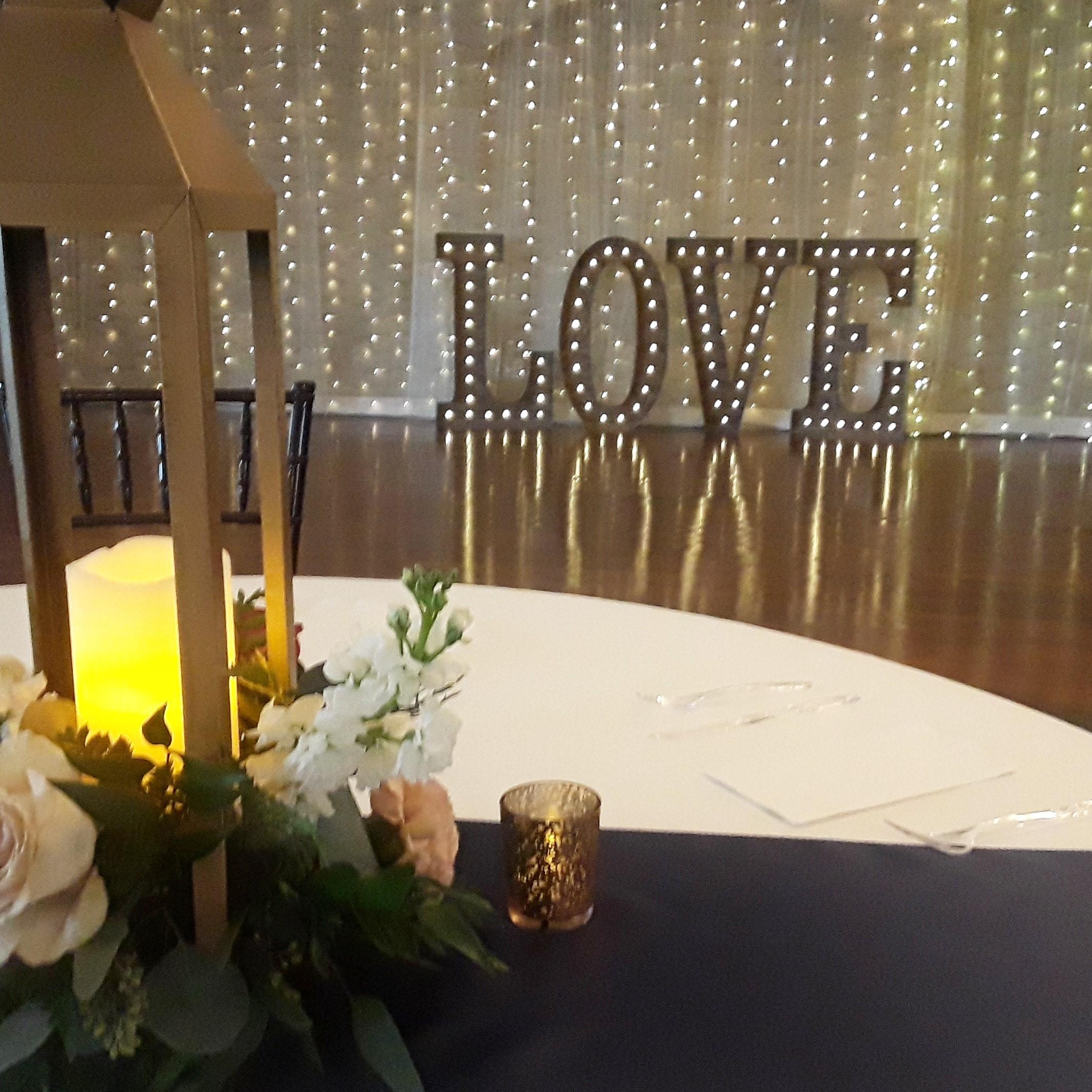 Dance floor LOVE