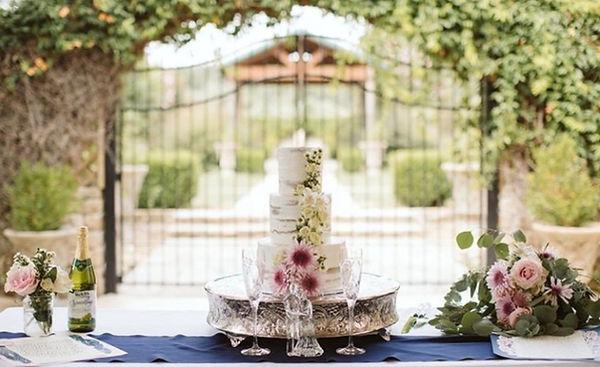 outdoor reception, outdoor patio event, small wedding, fort worth outdoor wedding