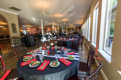 Indoor reception, Banquet Facility, own caterers, packages