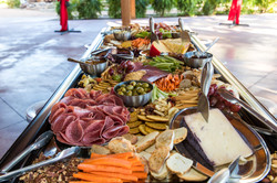 bring your own caterers, reception and wedding near fort worth, azle