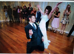 Banquet Facility Dance Floor, small wedding, near DFW