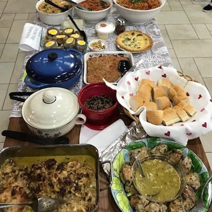 International Food Night