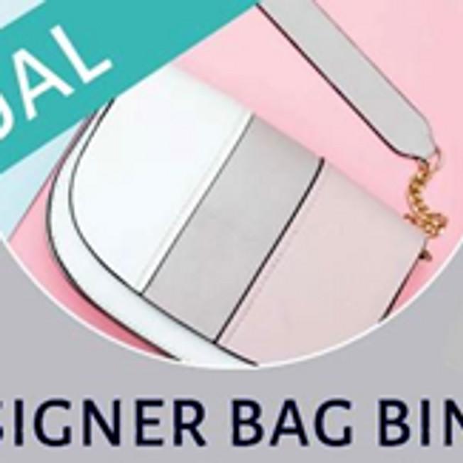 Virtual Designer Bag Bingo