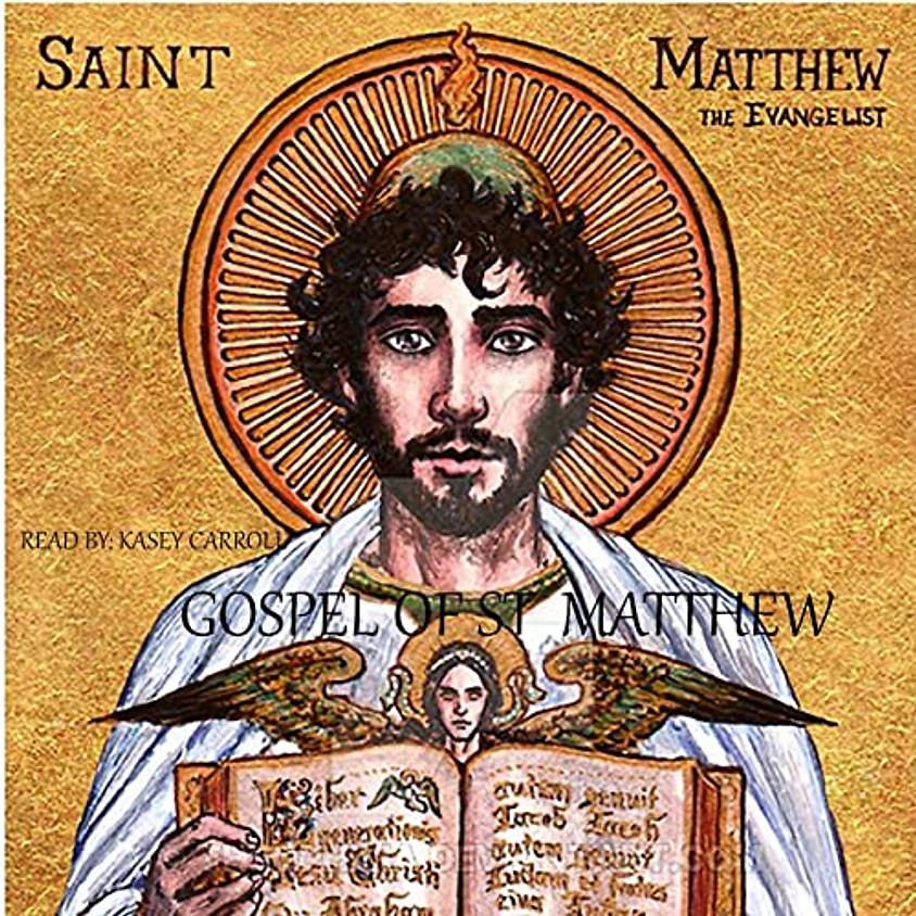 Gossiping about Matthew