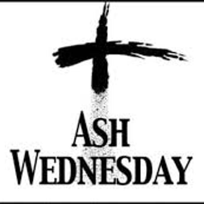 Ash Wednesday Service - Live Stream