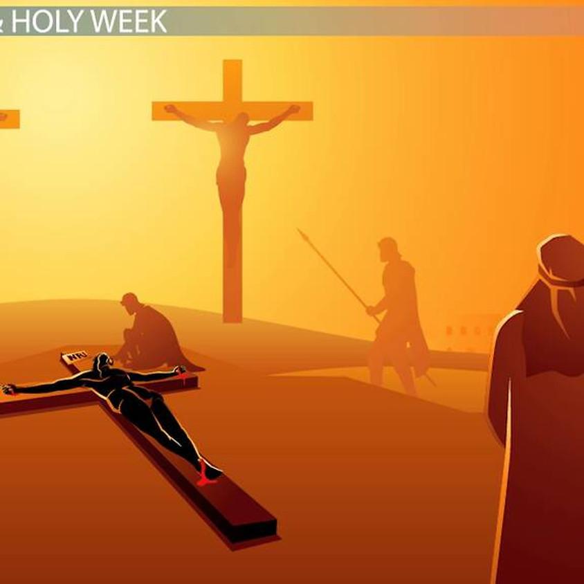 Good Friday - Liturgy