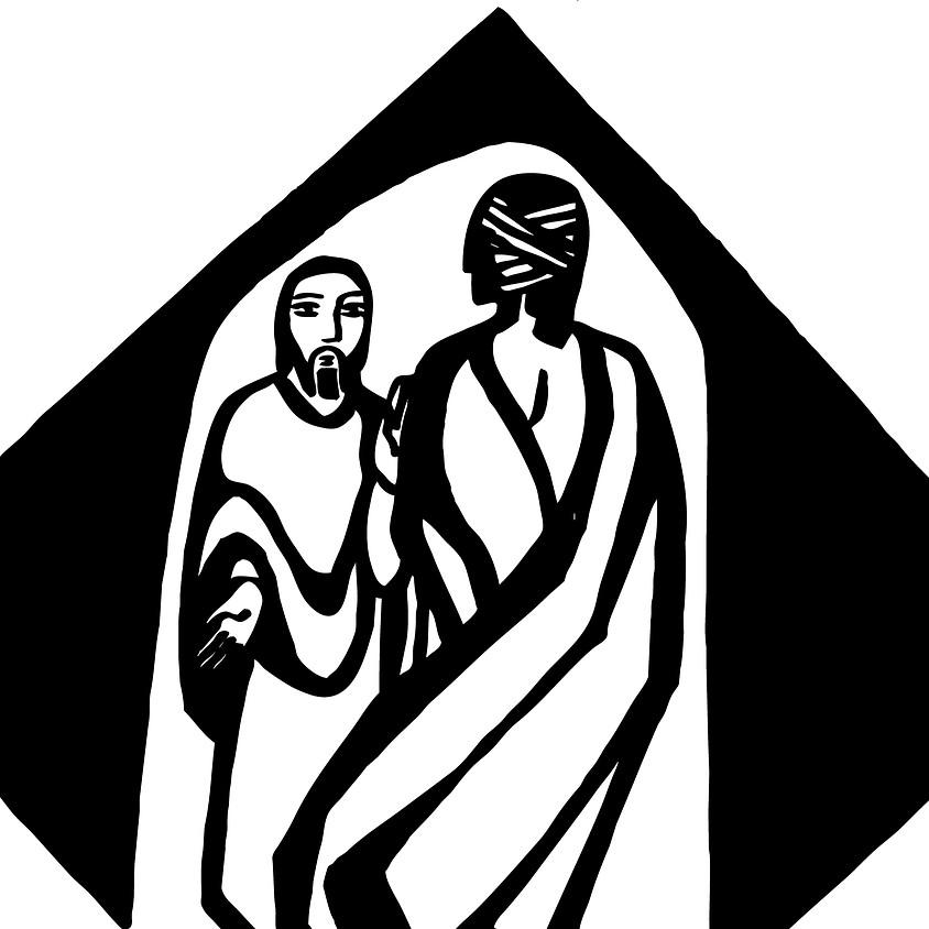 Lent 5 - Morning Prayer