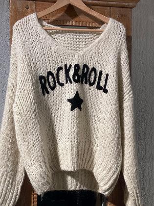 Pullover ROCK&ROLL