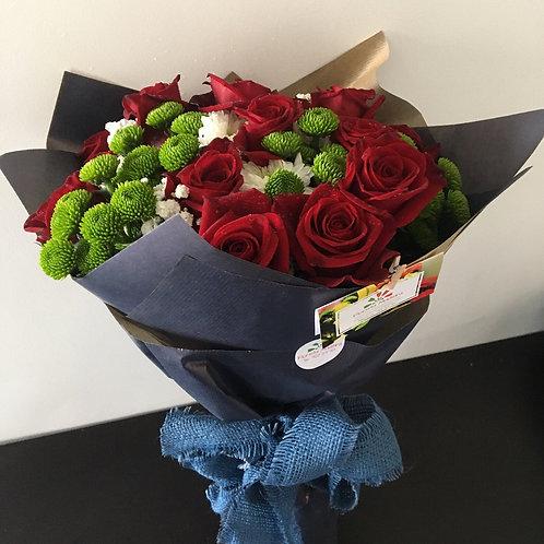 Bouquet de Rosas desde