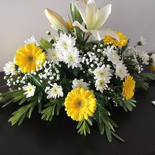 Arranjo Floral Fúnebre  desde